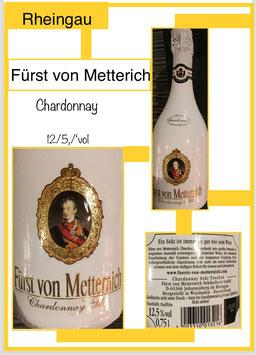 Sekt Fürst von Metternich, Chardonnay -trocken