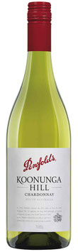 Koonunga Hill,Penfolds, Chardonnay 2018*/19, Australien   1n 6 er Pack