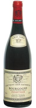 Bourgogne Rouge AOC Pinot noir Couvent De Jacobins 2016 -  6 er Pack