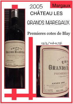 Chateau Les Grands Margaux 2005