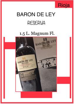 Bron de Ley  Rioja Reserve Magnum in GP 2013