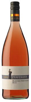 Blauer Portugieser Rosé  2018  Markus Pfaffmann, Pfalz    Feinherb   1 liter Flasche