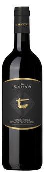La Braccesca Vino Nobile di Montepulciano DOCG 2014* Toskana  -  6 er Pack