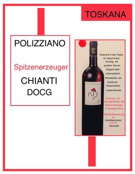 Chianti - Polizziano  DOCG 2016