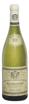 Bourgogne Blanc AOC  2017 Chardonnay Couvent des Jacobins -  6 er Pack