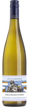 Grauburgunder Qualitätswein trocken 2018 Heyl zu Herrnsheim / St. Antony- Rheinhessen - 6 er Pack