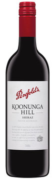 Koonunga Hill,Penfolds, Shiraz 2017, Australien  in 6 er Pack