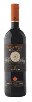 'SANTA GOSTINO'  Baglio Soria Rosso IGT Sicilia 2014* Sizilien Firriato  - 6er Pack