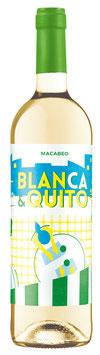 Blanca&Quito 2018 Valencia - 6er Pack