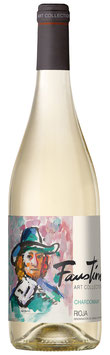 Faustino Art Collection Chardonnay 2019 Rioja -  6 er Pack