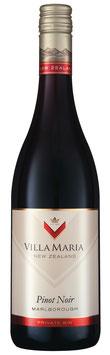 Private Bin Pinot Noir Marlborough Villa Maria 2020*  BIO  -  6 er Pack