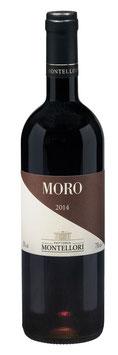Moro Toscana IGT 2015*  Fattoria Montelori  6 er Pack