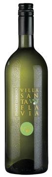 Pinot Grigio DOC Villa Santa Flavia 2019* -  6 er Pack - 1 liter Flasche