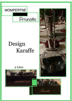 Design Weinkaraffe   orignal  Mompertone