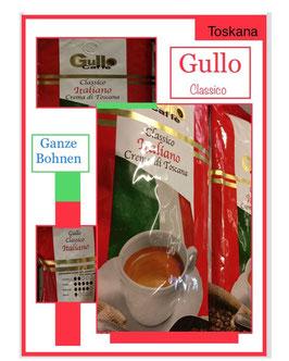 Gullo Classico Ganze Bohnen Kaffee