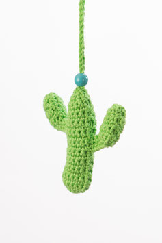 Kaktus Glücksanhänger