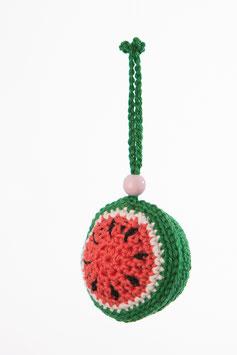 Melone Glücksanhänger