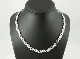 Collier Sunstorm-Collection aus Silber