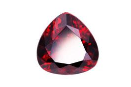 Roter Mali-Granat-Tropfen 8,10 ct