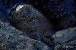 MIDNIGHT BLUE OCEAN