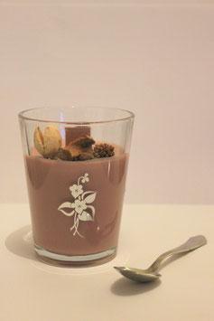 Bougie végétale pot pourri Caramel beurre salé