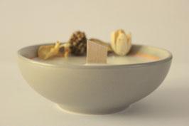 Bougie végétale pot pourri Mangue Coco