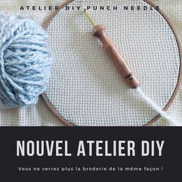 Atelier DIY Punch Needle