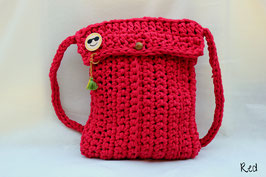 Sac en crochet Red