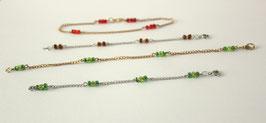 Bracelet fin et raffiné - perles de rocailles