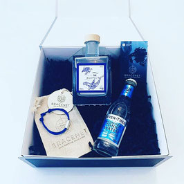 Modernist Save the Ocean Gin Box