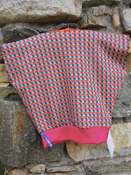 "Haut ""Sweat Ω Kids"" 0/2 ans large -triangles seventies-"