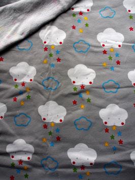 """Sweat """"arc en ciel"""" coton label Oeko Tex"""