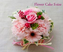 フラワーケーキ(生花)sizeS