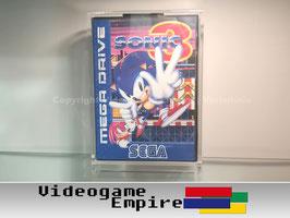 ACRYL Box Sega Mega Drive / Genesis / 32X Spiele OVP