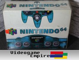N64 (Farben / Transparent) Konsolen OVP Box Protector Schutzhülle