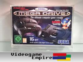 ACRYL BOX Sega Mega Drive Mini OVP PAL Box Protector Schutzhülle