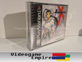 Game Guard Playstation 1 Double Spiele OVP Schutzhülle (NTSC U/C)