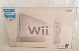Nintendo Wii Konsolen OVP (Small) [Tiefe 11mm!]