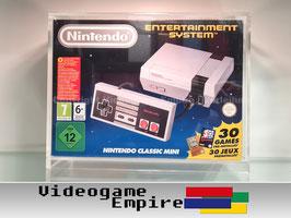 ACRYL BOX NES Mini OVP PAL Box Protector Schutzhülle