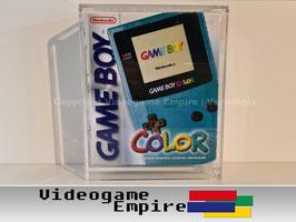 Acryl Schutzhülle Game Boy Color Konsole