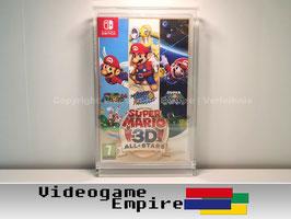 ACRYL Box Nintendo Switch Spiele OVP (PAL)