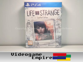 Life is Strange - Limited Edition [PS4] OVP Box Protector Schutzhülle
