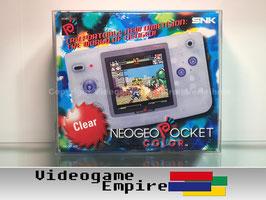 Neo Geo Pocket Color Konsolen OVP Box Protector Schutzhülle
