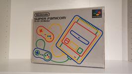Nintendo Super Famicom Konsolen OVP Box Protector Schutzhülle