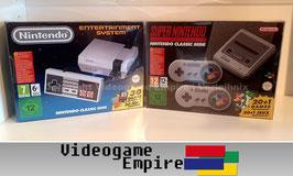 Nintendo NES / SNES Mini Konsolen OVP Box Protector Schutzhülle