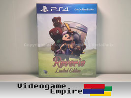 Reverie - Limited Edition [PS4] OVP Box Protector Schutzhülle