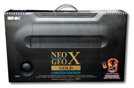 Neo Geo X Gold Konsolen OVP Box Protector Schutzhülle