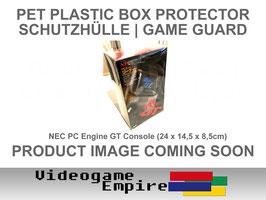NEC PC Engine GT Konsole Box Protector Schutzhülle