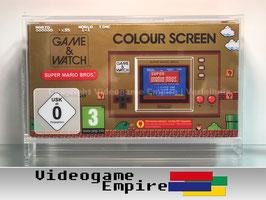 Acryl Schutzhülle Game & Watch Colour Screen (Mario Bros. Anniversary)