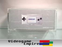 ACRYL Schutzhülle Game Boy Micro OVP Konsole (PAL)